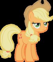 Applejack - Not Impressed by midnite99