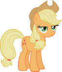Applejack - Not Impressed