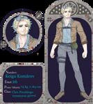 [BDL] Keigo Komarov