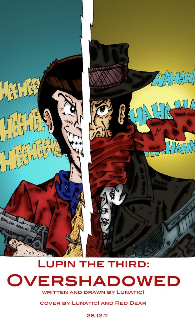 Lupin III: OverShadowed by InsaneAsylum123