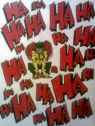 The Creeper ~Shirtless Concept Art~ HAHAHAHAHAHAHA by InsaneAsylum123