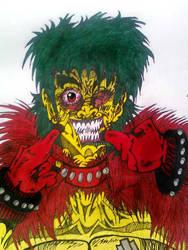 It's Creepy by InsaneAsylum123