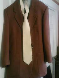 Arfo Lupin: Dress For Success by InsaneAsylum123
