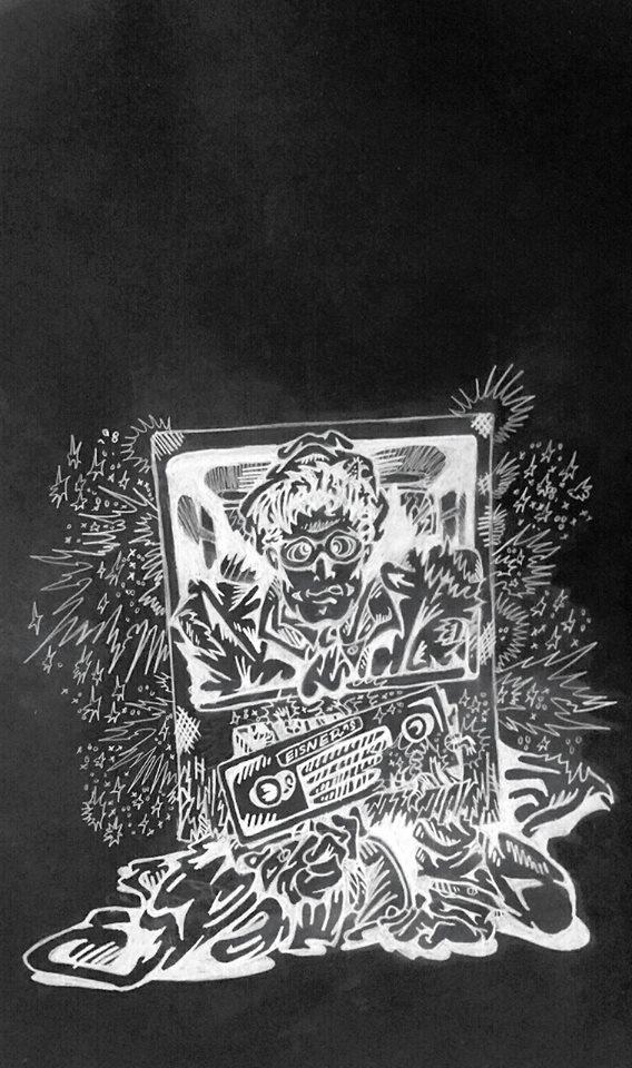 Spirit: TV is Bad for Your Health~Miller/No Logo by InsaneAsylum123