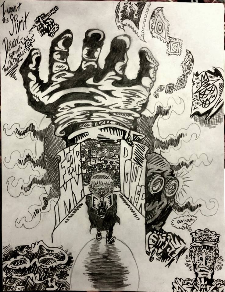 The Spirit: The Highlights of High Crime by InsaneAsylum123