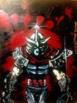 TMNT: Shredder Of The Foot Clan by InsaneAsylum123