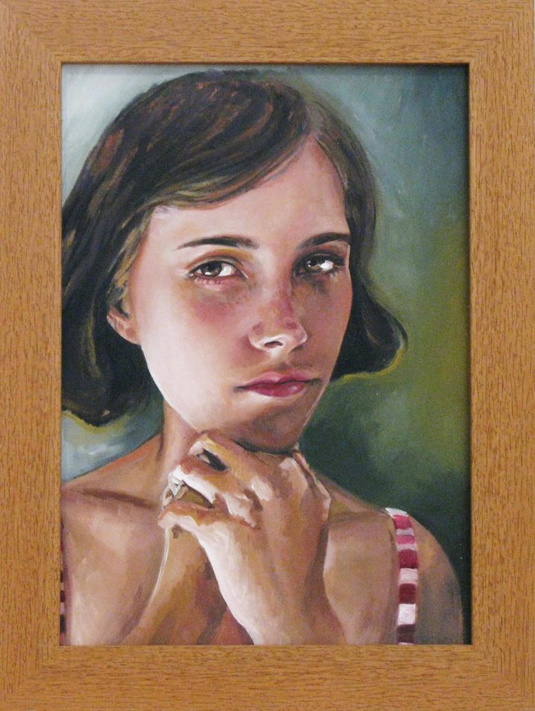 Kindred Spirit Girl by nimroderriver
