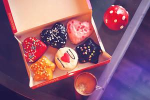 I Wish U a Sweet Day by Muffinka013