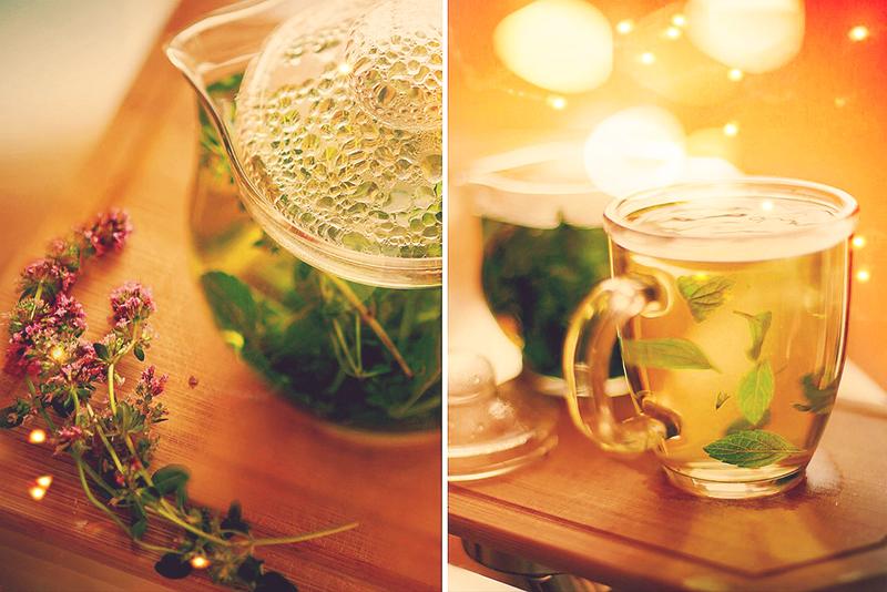 Herbal Tea by Muffinka013
