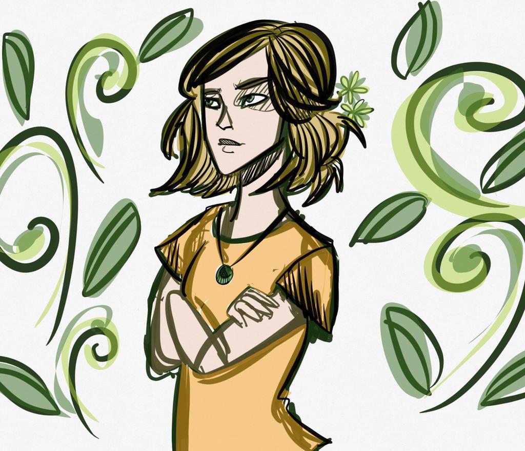 Katie Gardner by leduemedaglie on DeviantArt