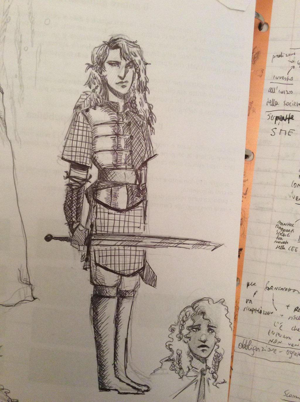 Percy Jackson by leduemedaglie on DeviantArt