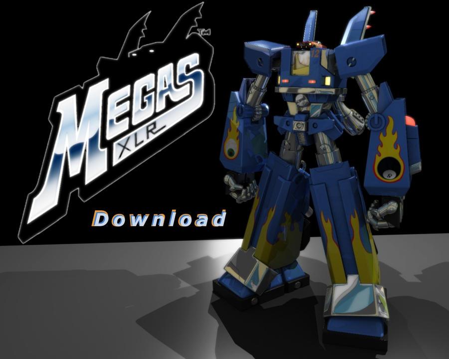 Megas XLR Download by zenoth42