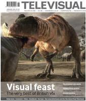 Dinosaur cover by mx