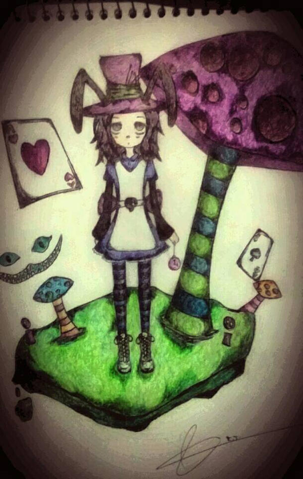 Alice by kitsame101