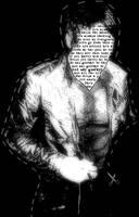 Cut Gerard Way by mcr-addict