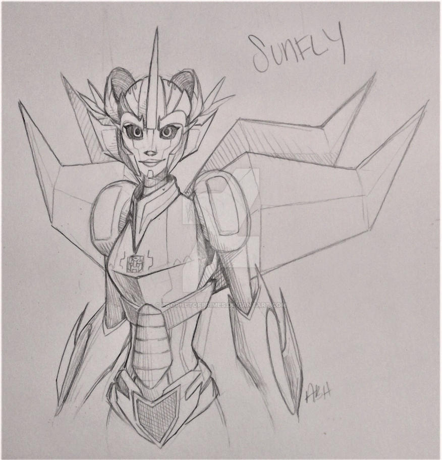 Sunfly PC by ProphetofPrimes