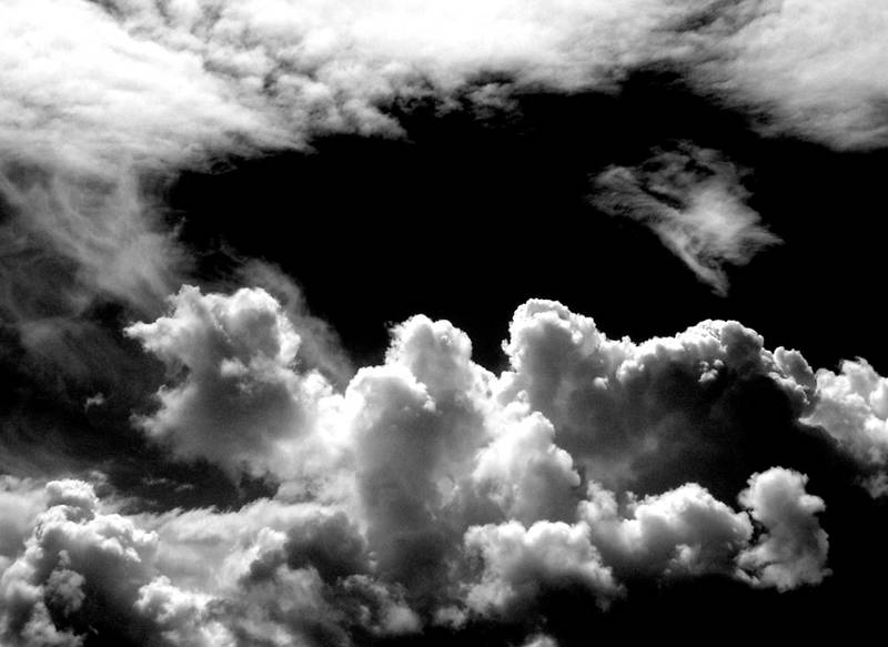 Cloud Texture 09 by Aimi-Stock
