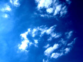 Cloud Texture 18 by Aimi-Stock