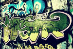 Graffiti Texture 01 by Aimi-Stock