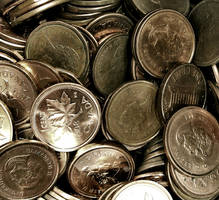 Coin Texture 01 by Aimi-Stock
