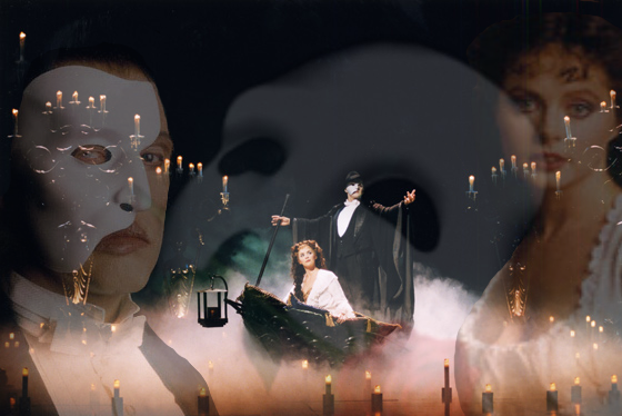 The Phantom of the Opera by WinterWomen