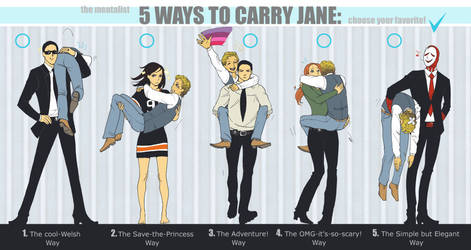 Mentalist Carry Jane