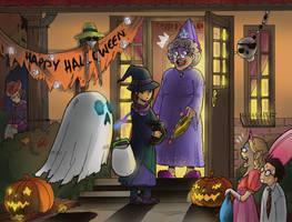 Beyond Halloween