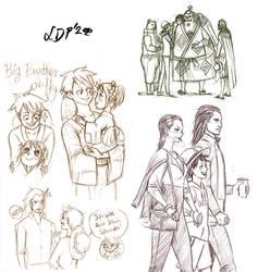 Sketches June 2020