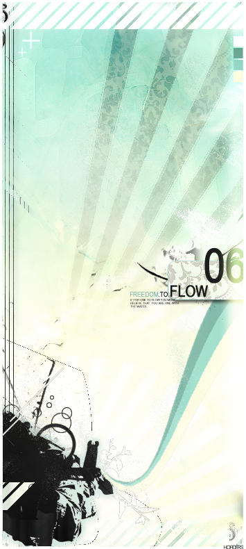 Flow. by Hoaders