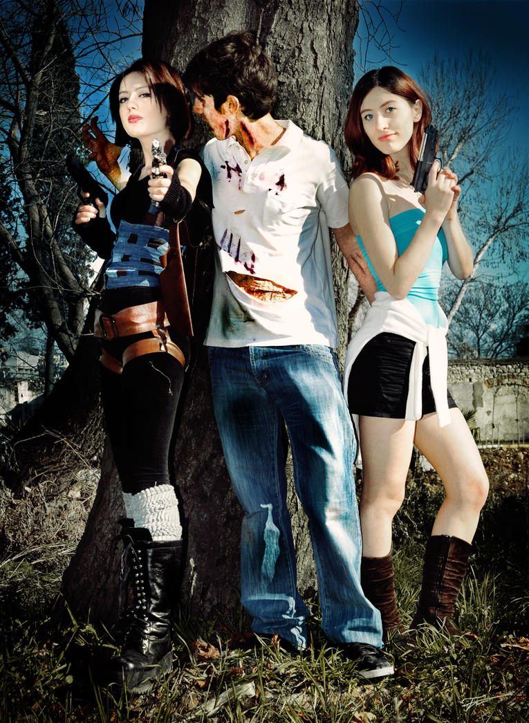 Resident Evil Cosplay 1 by Yokoylebirisi