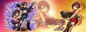 Resident Evil 2 by Yokoylebirisi
