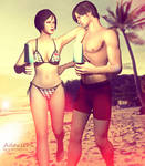 Ada x Leon: Summer Love