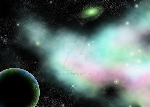 Galaxy better version :D by chuteart