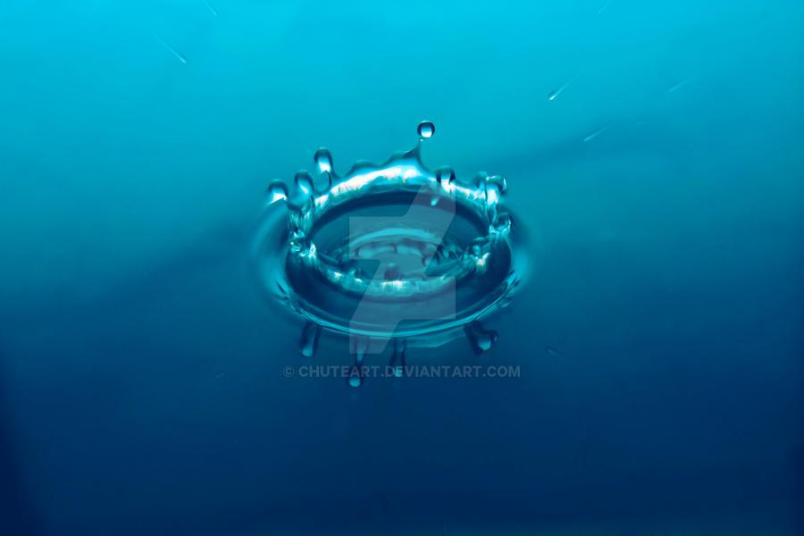 Splash.. by chuteart
