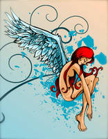 Angel by mykie-t