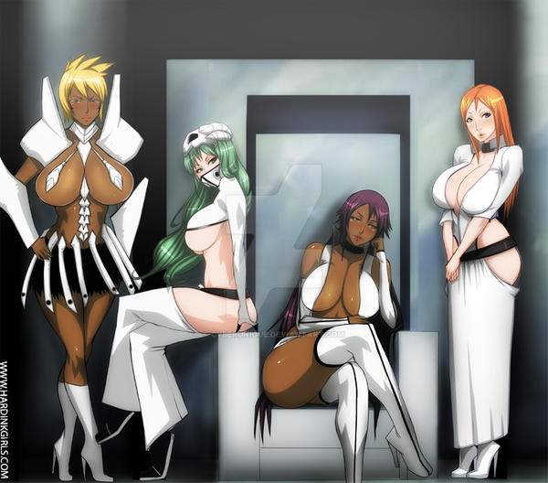 Bleach the cartoon porn