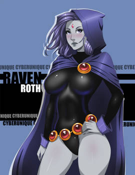 Raven Roth Colored