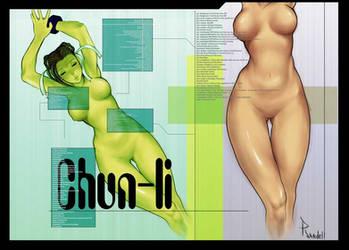 chun by cyberunique