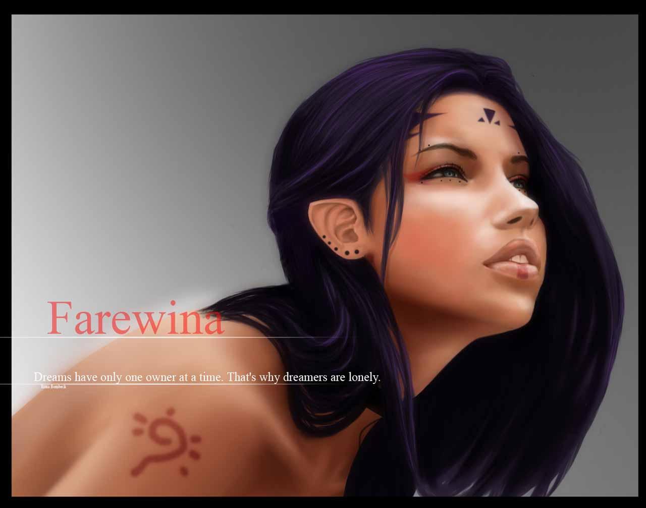 farewine by cyberunique
