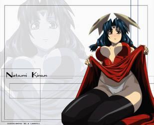 natsumi by cyberunique