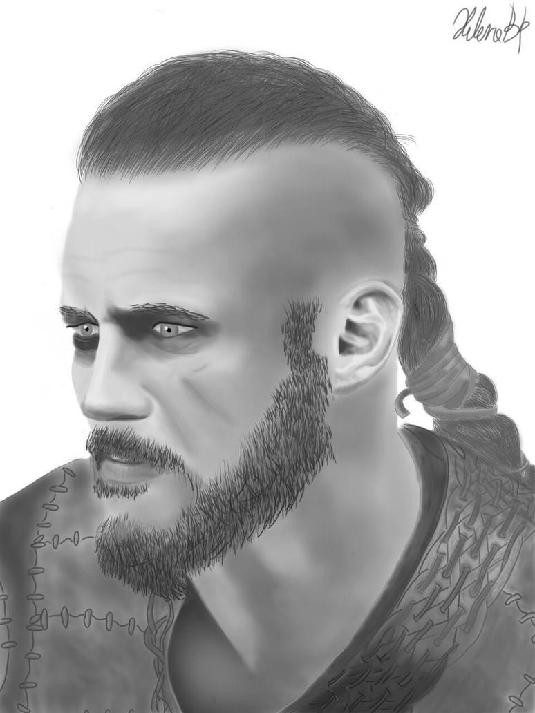 Ragnar Lodbrok  by THfreaken