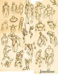 sketch by harveyfenellere