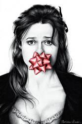 Christmas Helena by MarissaSaysHello