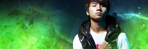 Daesung banner by miyubi001