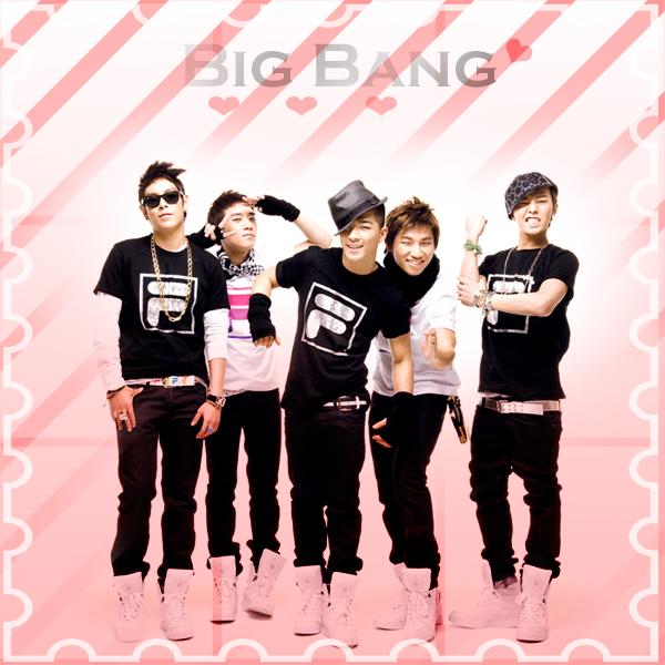 big bang valentines