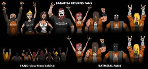 fans animated for batmetal