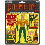 Batmetal aquaman tshirt BIG SIZE