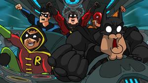 Batmetal Forever - Batmobile