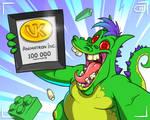 Animatron (100 000 subscribers gift card)