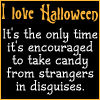 ::Candy From Strangers::